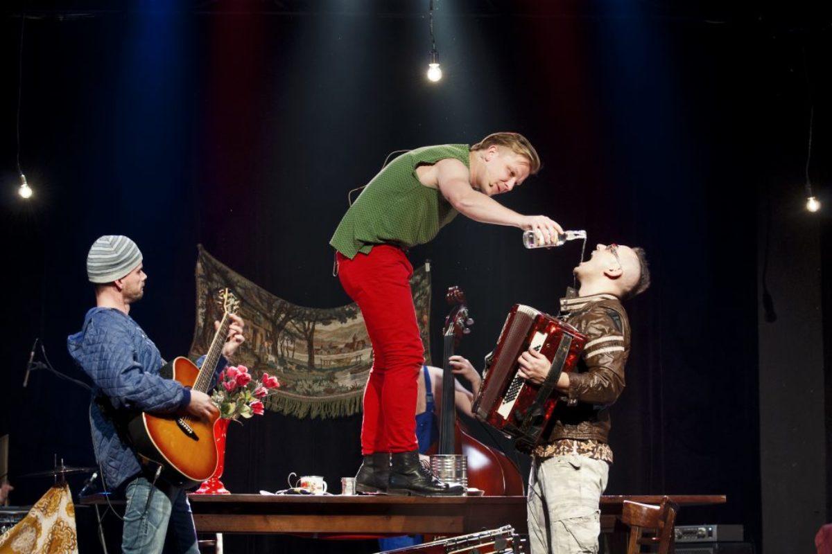 Leningrad - rockowa sztuka w Imparcie