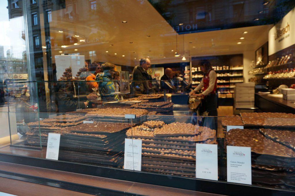 Tak wygląda czekoladowy raj
