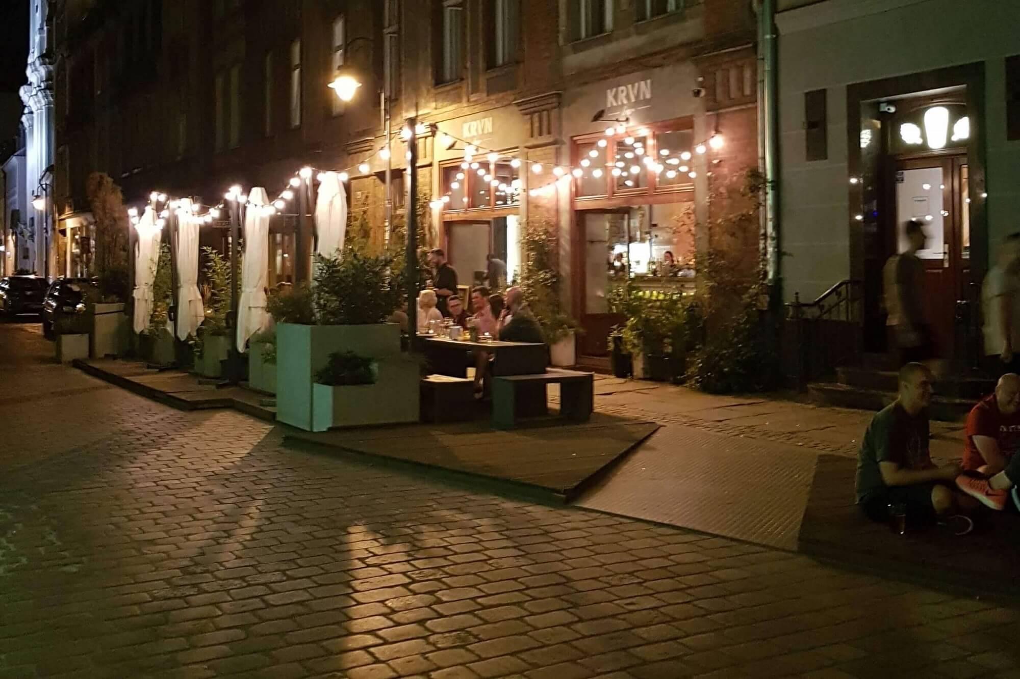 najfajniejsze miejsca we wrocławiu: ulica